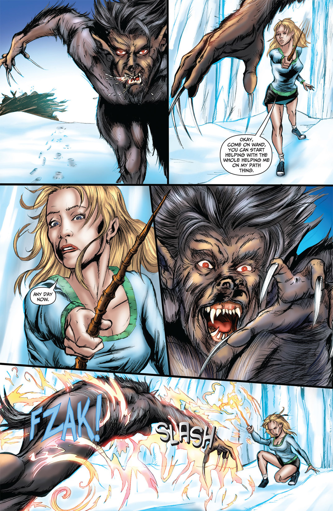 Grimm Fairy Tales (2005) Issue #48 #51 - English 20