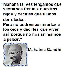 Pensamiento de Gandhi