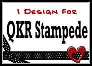 Design Team Member for QKR Stampede