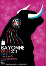 BAYONNE-TOROS Y ARTE : CAPTON EXPOSE AUX ARENES PENDANT LA FÉRIA D'AOUT