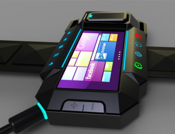Windows 7 Watch Phone