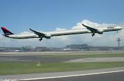 Delta Airlines Maskapai penerbangan asal Amerika Serikat ini menjadi . (delta airlines)
