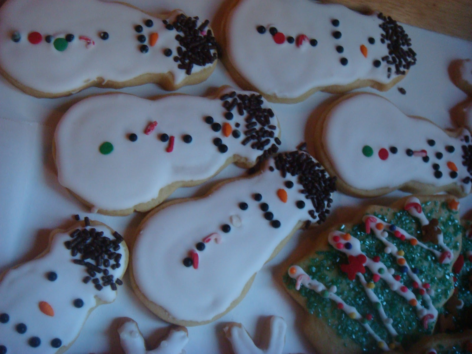 Fancy treats by jess fancy christmas sugar cookies