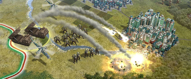 Civilization V Keyboard Shortcuts and Hotkeys List