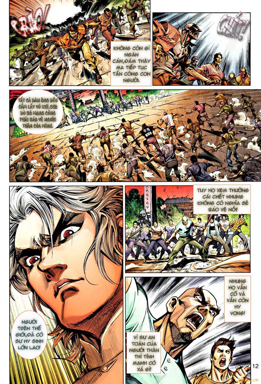 Thần Binh 4 chap 70 - Trang 11