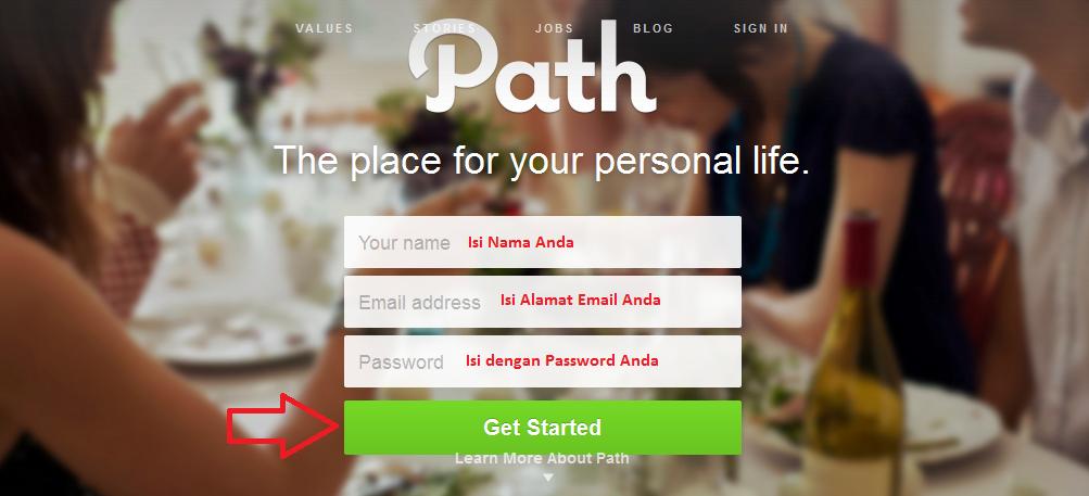 Cara Membuat Path