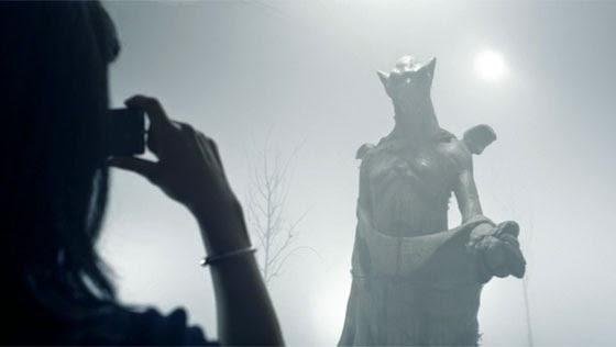 The Shrine -  Demonic Shrine| A Constantly Racing Mind