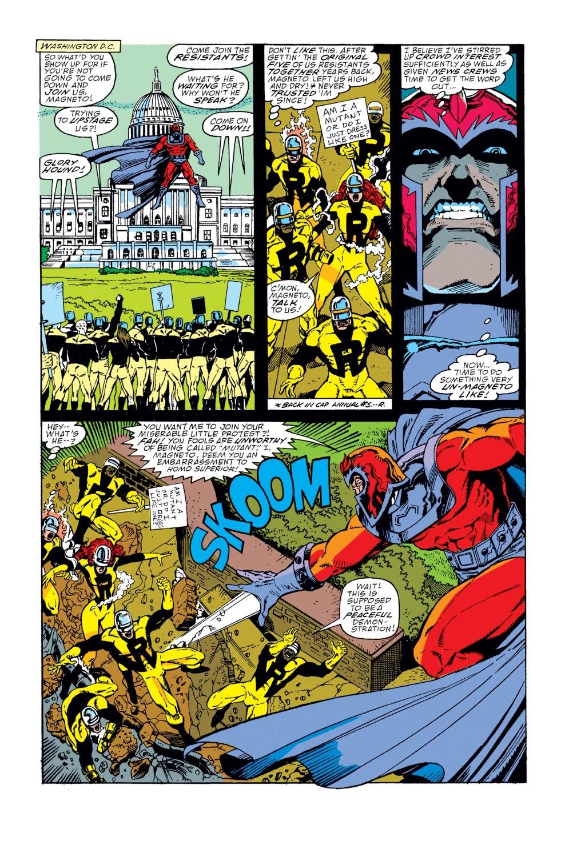 Captain America (1968) Issue #368 #301 - English 11