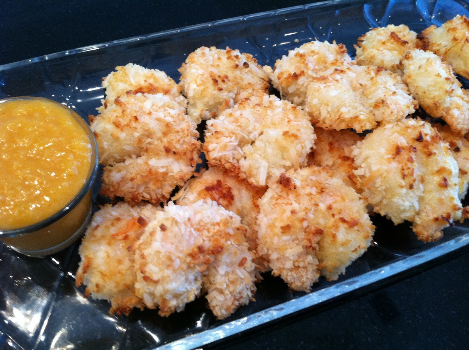 Everything Tasty from My Kitchen: Baked Coconut Shrimp ...