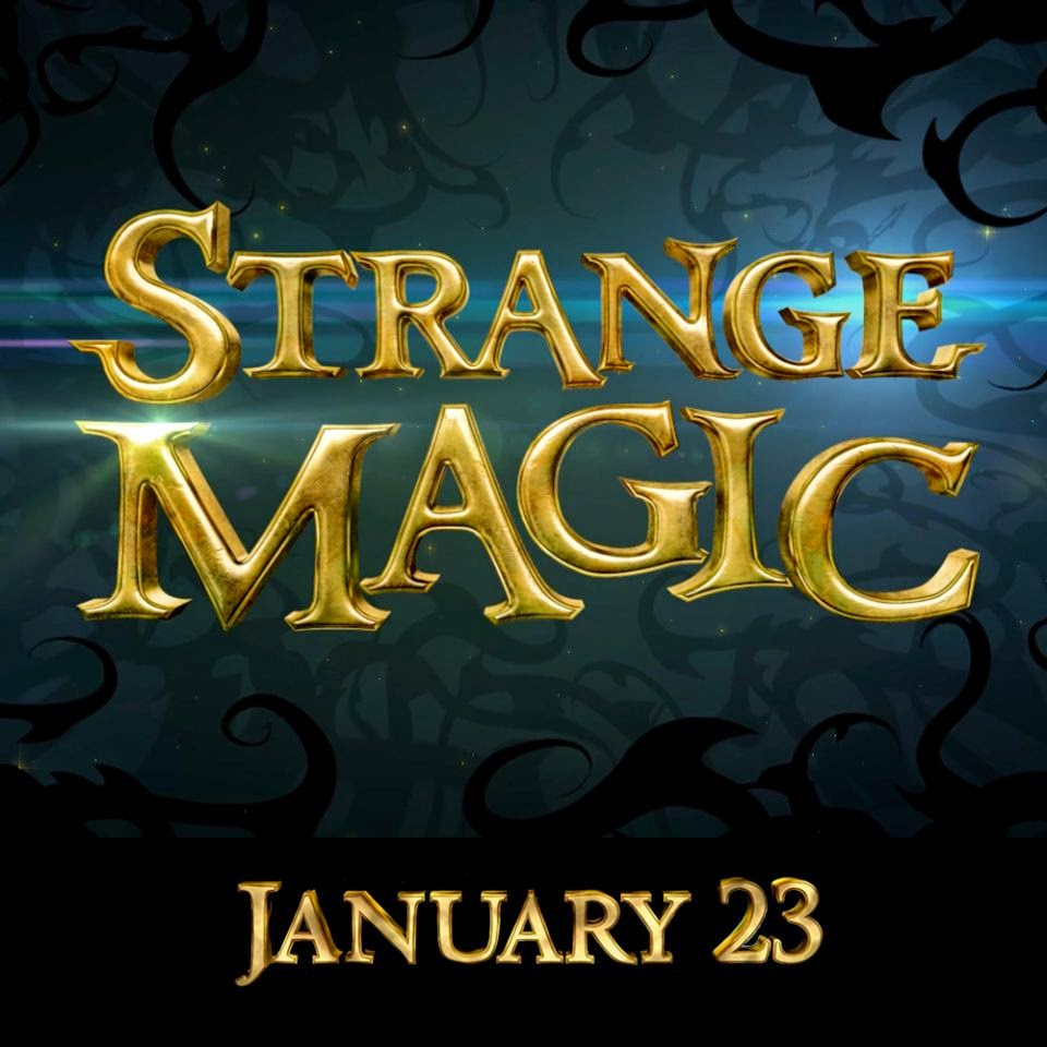 info review Sinopsis Film Strange Magic (2015) Bioskop
