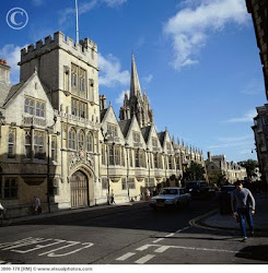 University of Oxford, England