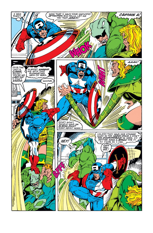 Captain America (1968) Issue #381 #314 - English 13