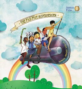 Akshaya Patra Annual Report 2014
