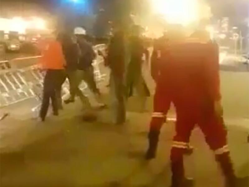 """Ecopetrol le está dando tratamiento de """"guerra"""" a la protesta laboral, denuncia la USO"""