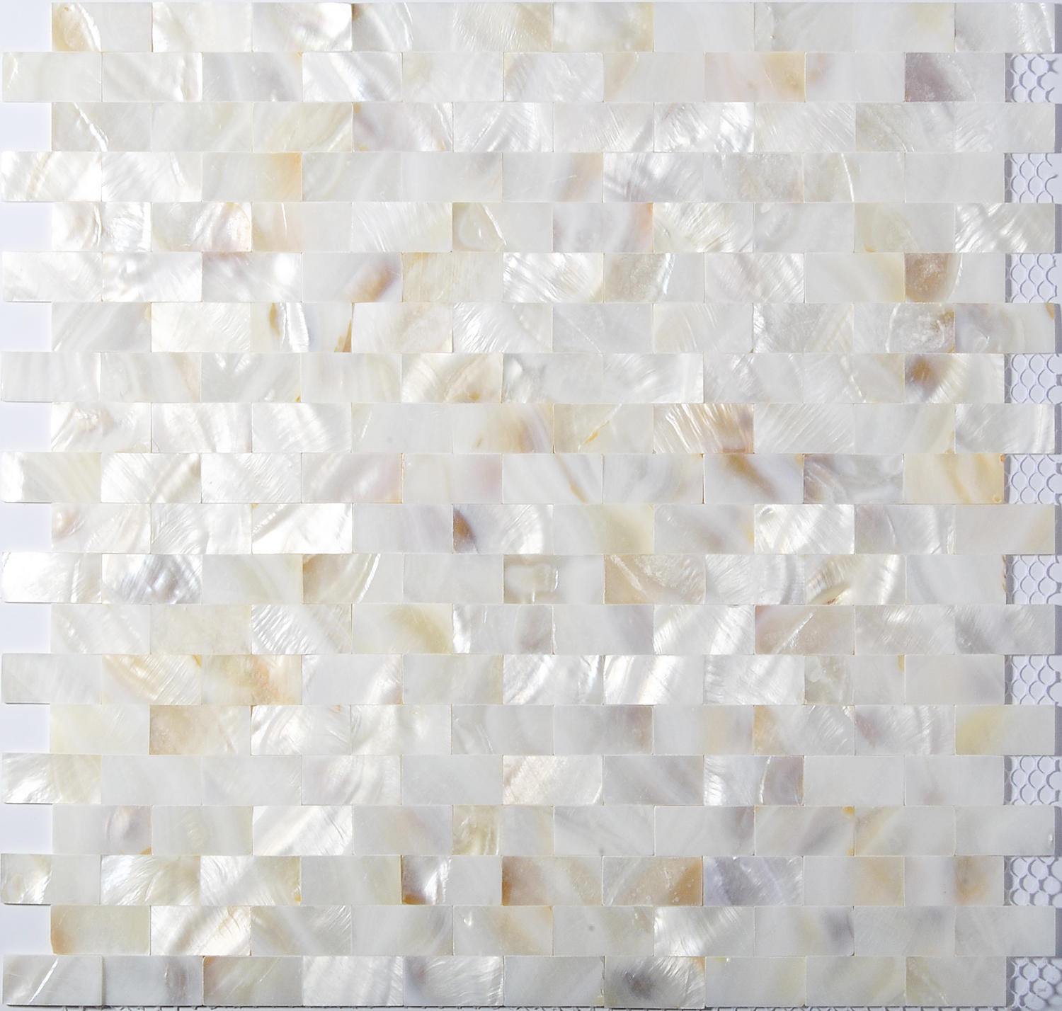 mother of pearl mother of pearl tiles in home decor mother of pearl can be used for walls floor surfaces make sure to check with the manufacturer and sometimes outdoor applications