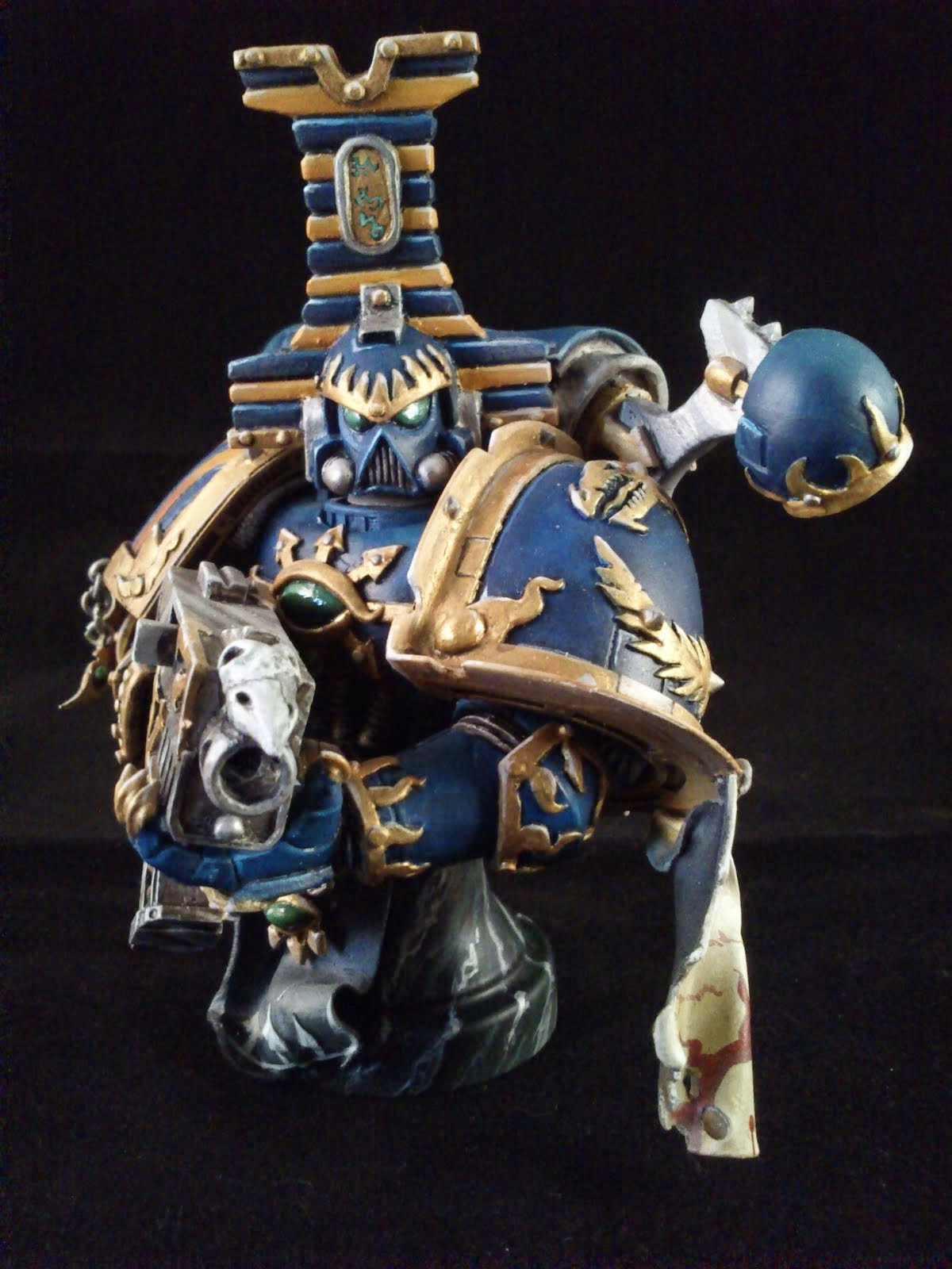 Buste Thousand Sons