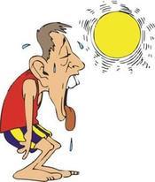 Dehidrasi dapat menyebabkan Stroke