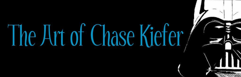 the Art of Chase Kiefer