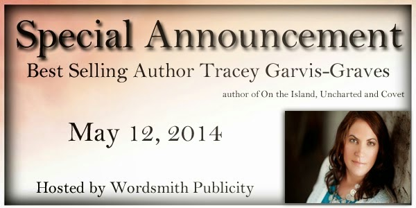 Special Anouncement from Tracey Garvis-Graves