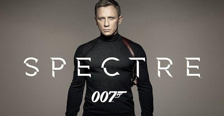 Daniel Craig armado & elegante nos primeiros teaser posteres de 007 Contra SPECTRE