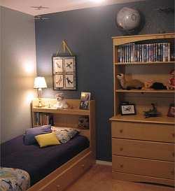 Kids Bedroom Design Ideas: Boy Bedroom Decorating