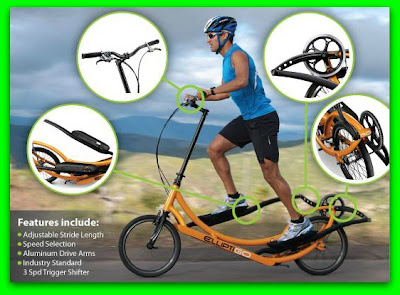 ElliptiGO Features