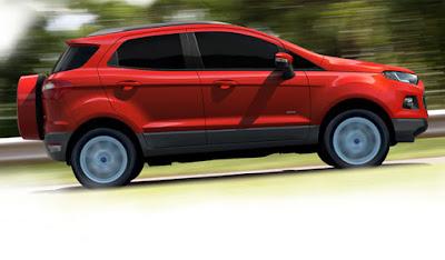 Kelebihan dan Kekurangan Ford Ecosport