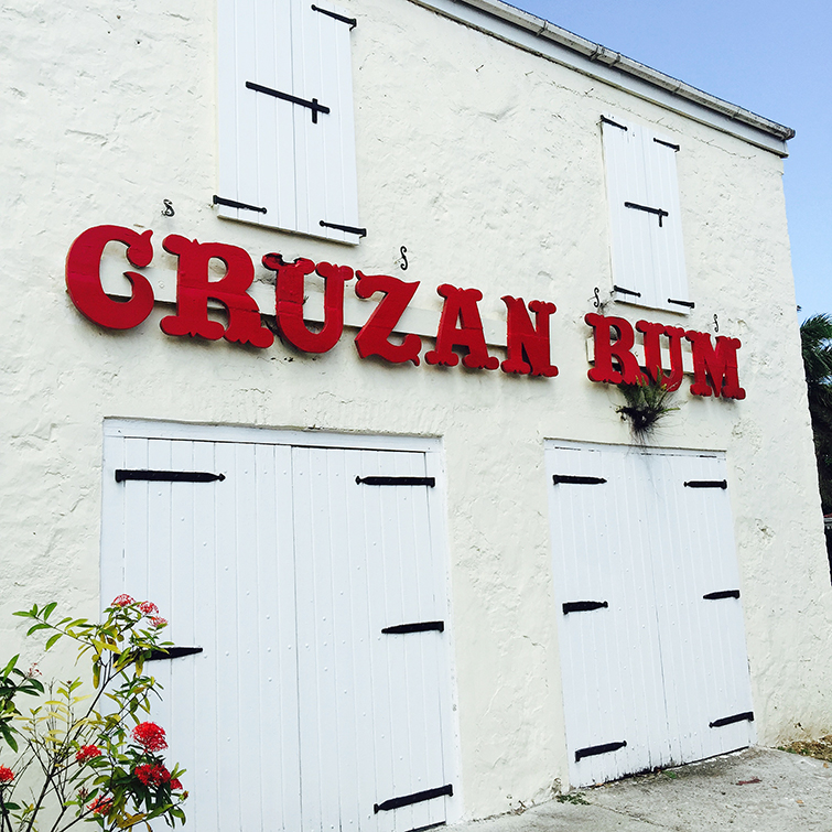 St. Croix Cruzan Rum Tour