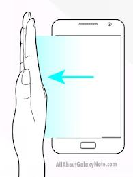 Inside Galaxy: Samsung Galaxy Note 2: How to Take Screenshots Easily