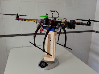 X580 quadcopter FPV