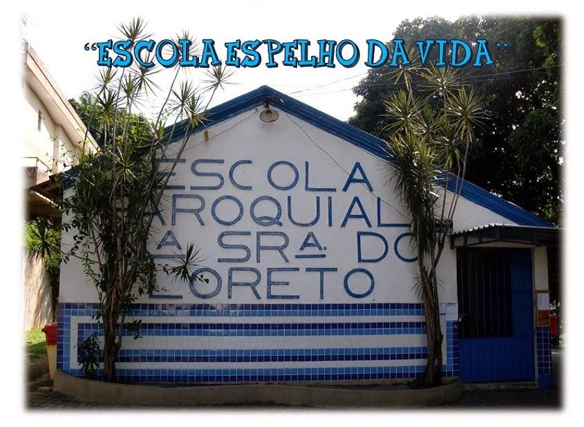 CANTINHO DA LEITURA- E.M. PAROQUIAL N. SRª DO LORETO