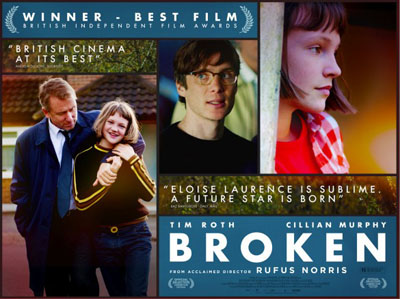 Broken film poster tim roth