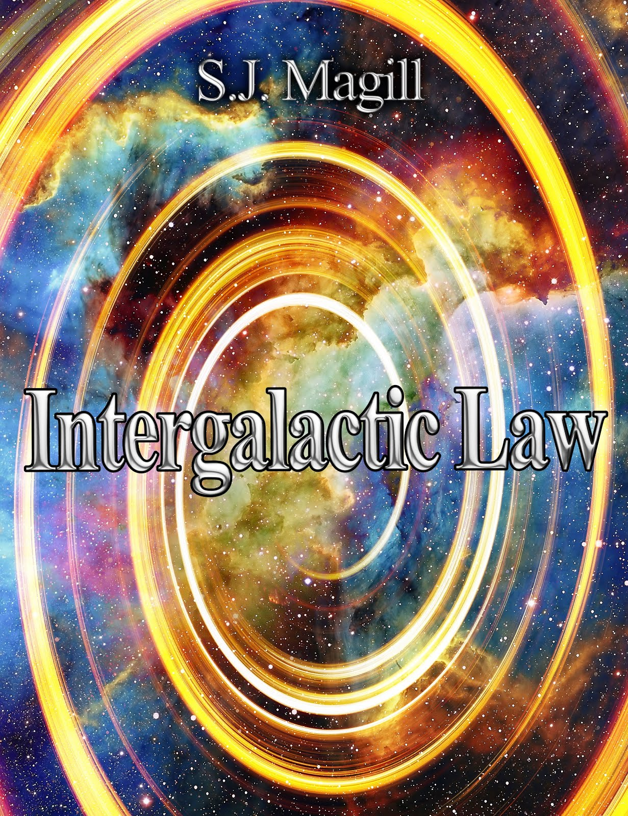 Intergalactic Law at Amazon (US)