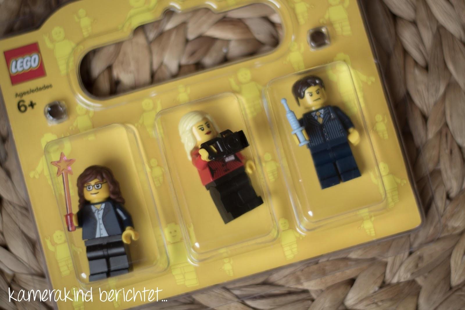 Personalisierte Legofiguren