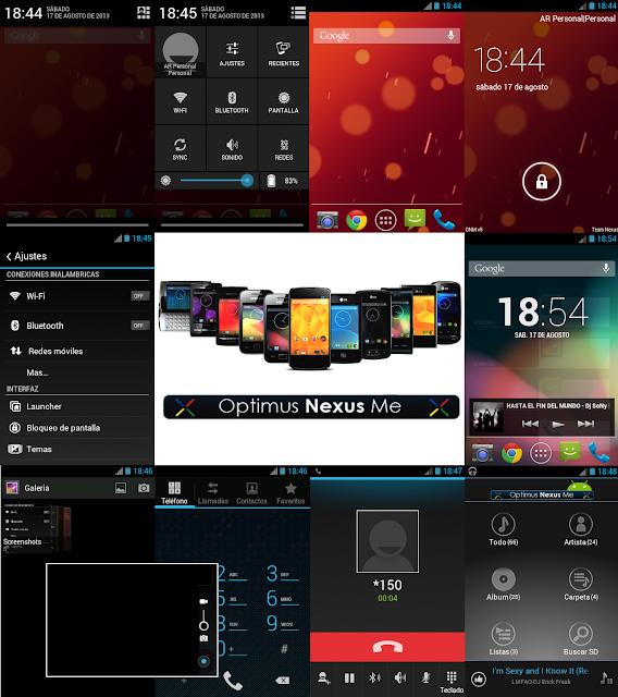 [ROM] Optimus Nexus Me v5 Full - X10 mini kernel naa ONMv5