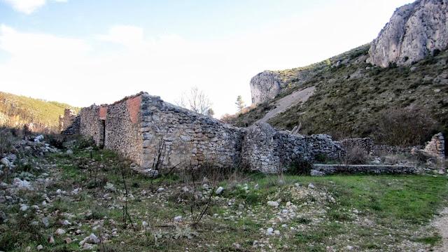 Corral de Soler. Barranc de Malafí