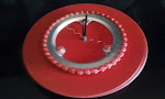 2º Clock Recycling / Relógio reciclado