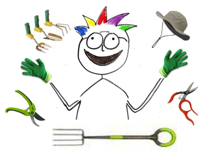 Die hard brain gardening gadgets for gardenagers aka cool garden tools for seniors for Gardening tools for the elderly