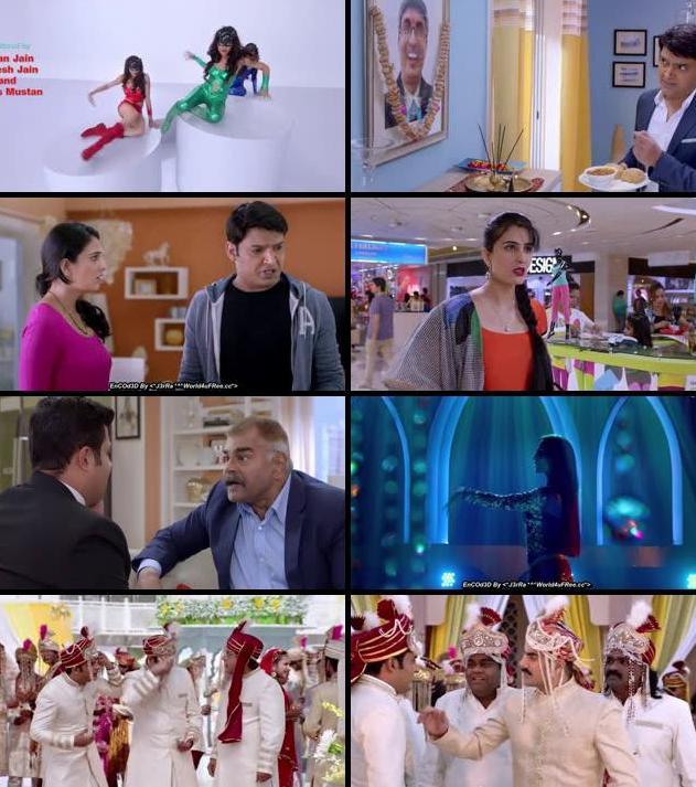 Kis Kisko Pyaar Karu 2015 Hindi 720p WEBHD x265