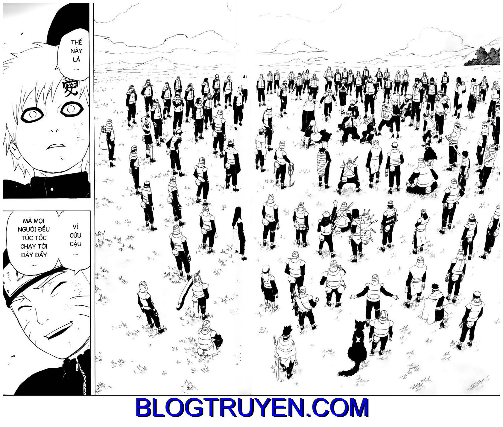 Naruto chap 279 Trang 18 - Mangak.info
