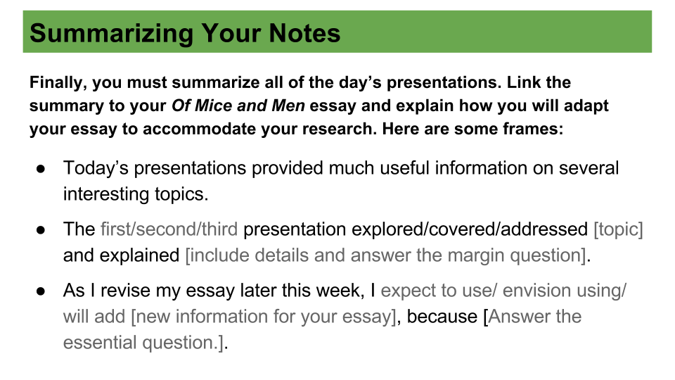 final essay freshman english Discover the best homework help resource for english at normandale community college find english study guides, notes final essay 1 freshman compdocx.