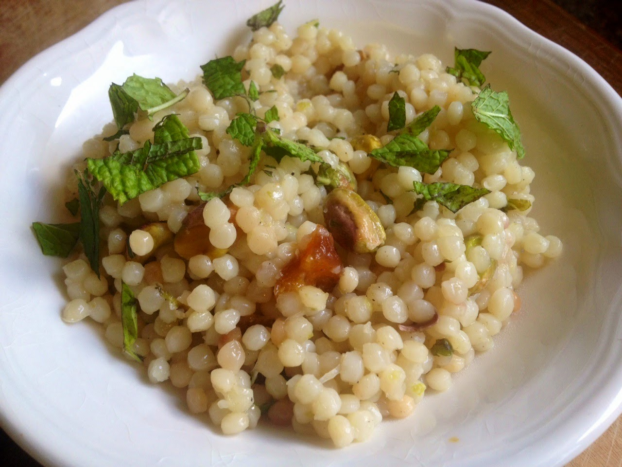 i heart pearl couscous