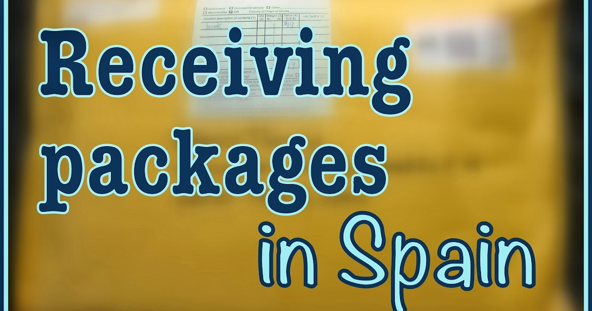 How To Receive Packages In Spain Without Fees