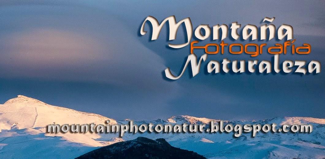 Montaña fotografía naturaleza