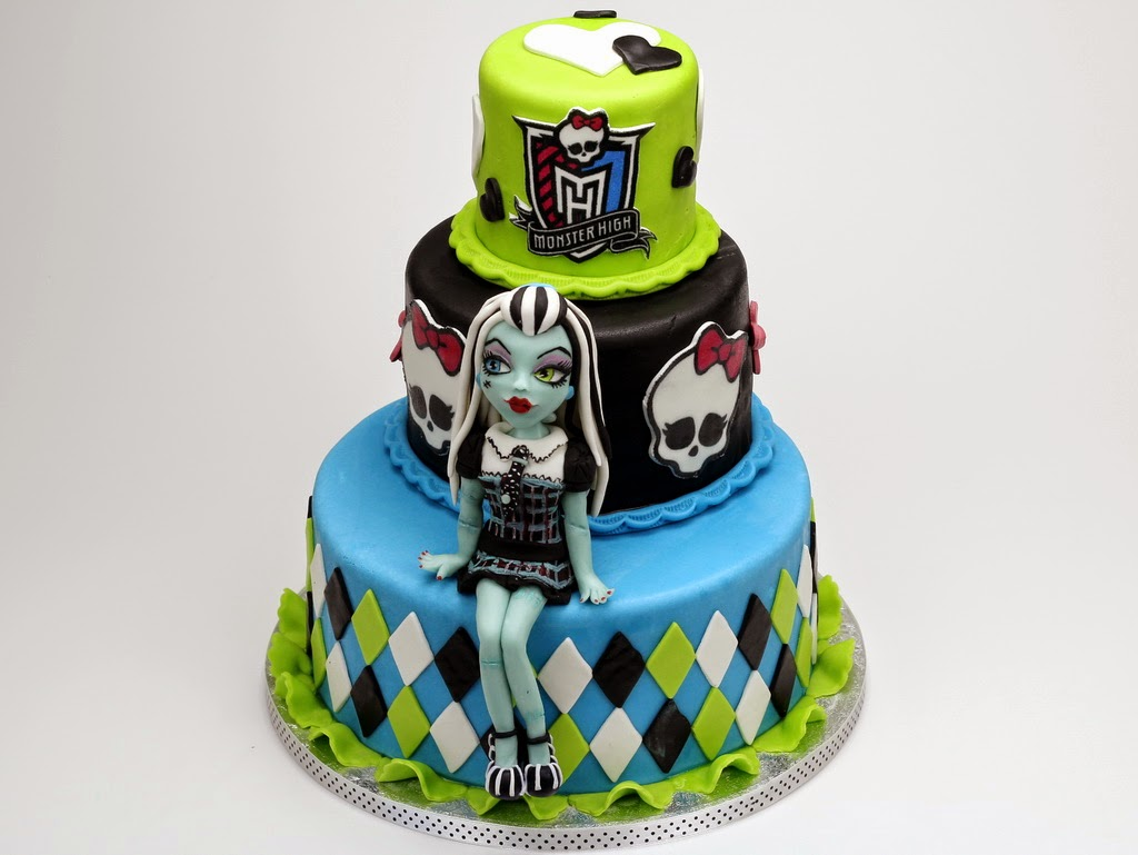 Monster High Birthday Cake, Croydon