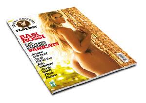 Revista Especial Playboy As Melhores Panicats Maio De