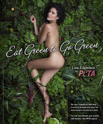 Lisa+Edelstein+poses+nude+on+vegetarian+bed+for+PETA+campaign School to Prison Pipeline: Zero Tolerance for Latino Youth