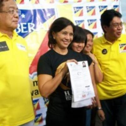 atty leni robredo s speech Manila — a law expert on wednesday said vice-president leni robredo was merely exercising freedom of speech when she raised concerns about the government's war on illegal drugs in a video.