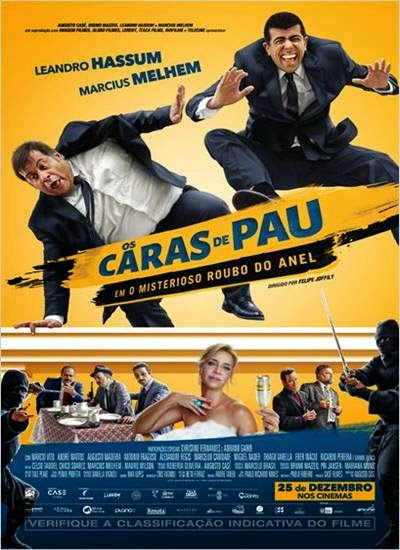 Download Os Caras de Pau em O Misterioso Roubo do Anel AVI + RMVB Torrent