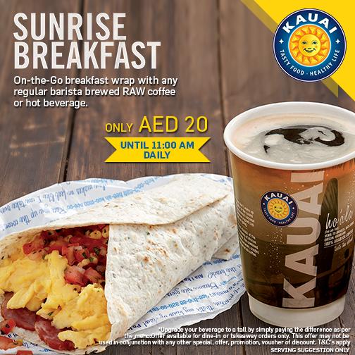 Best Breakfast Restaurants in Dubai Marina
